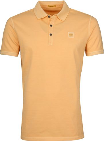 New In Town Poloshirt True Orange