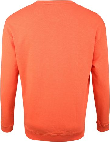 New In Town Pull Oranje