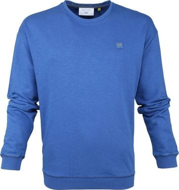 New In Town Pullover Blue