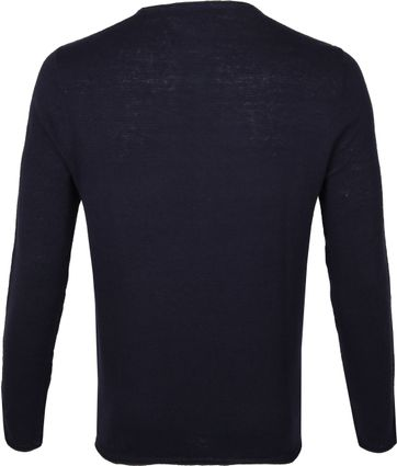 New In Town Pullover Navy