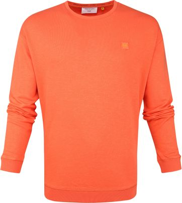 New In Town Pullover Orange