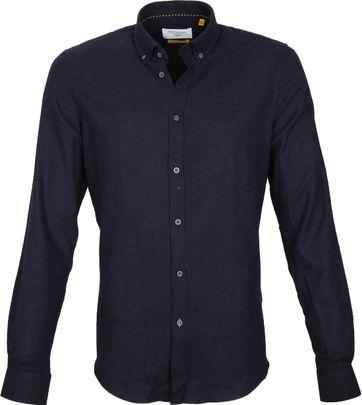 New In Town Shirt Dark Blue