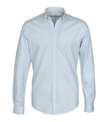 New In Town Shirt White Dessin