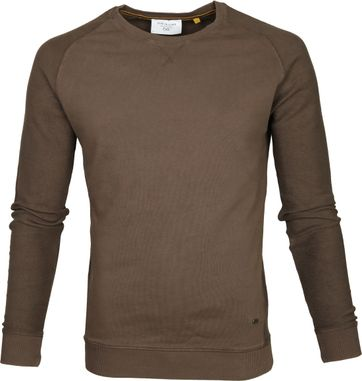 New In Town Sweater Brown