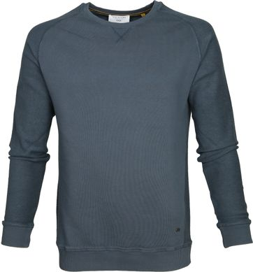 New In Town Sweater Donkergroen