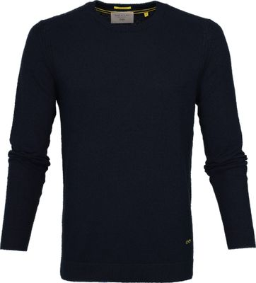 New In Town Sweater Dunkelblau