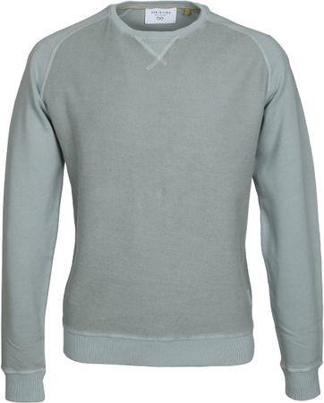 New In Town Sweater Groen