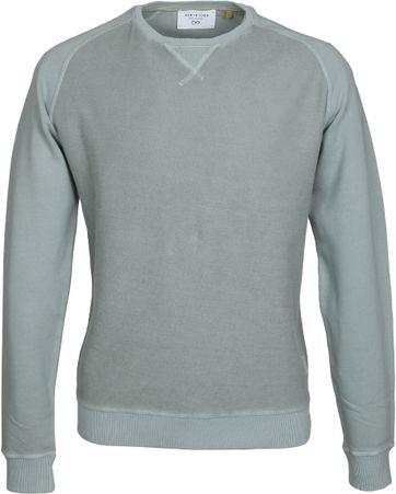 New In Town Sweater Grün