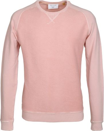 New In Town Sweater Roze