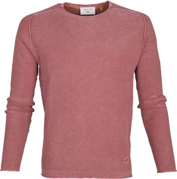 New In Town Sweater Strick Rot
