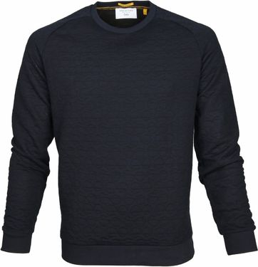 New In Town Sweater Troyer Dunkelblau