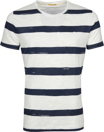 New in Town T-shirt Stripes