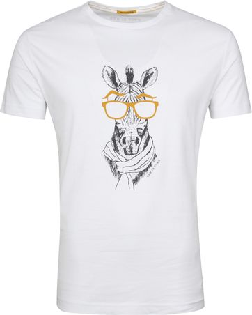 New in Town T-shirt White