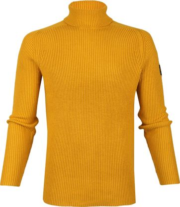 New In Town Turtleneck Yellow