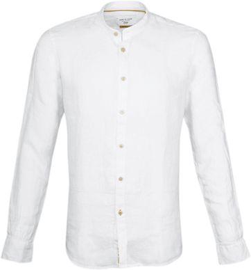New In Town Weiß Hemd