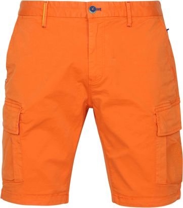 New Zealand Auckland Mission Bay Shorts Orange