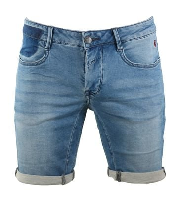 Detail No-Excess Bermuda Short Denim