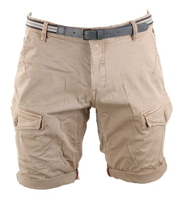 No-Excess Bermuda Short Khaki