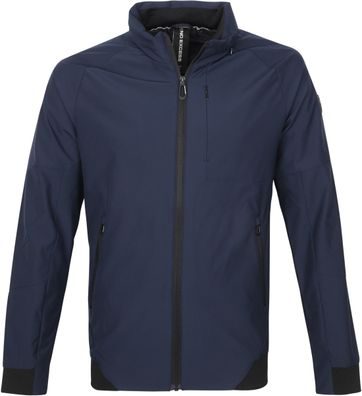 No-Excess Jacke Stretch Navy