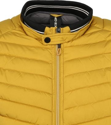 No Excess Jacket Yellow
