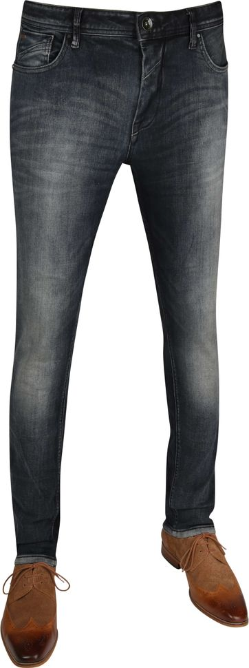 No-Excess Jeans 710 Grey Denim