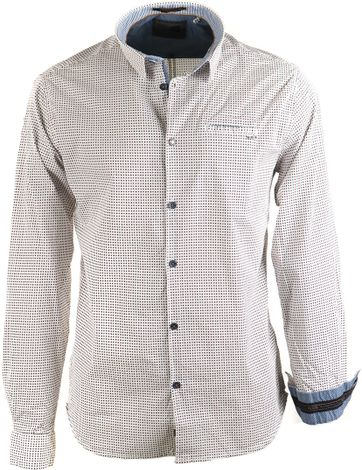 No-Excess Overhemd Rood / Groen Ruit