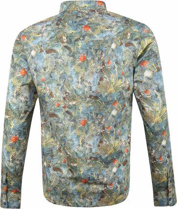 No-Excess Overhemd Tropisch