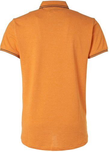 No-Excess Polo Garment Dye Geel