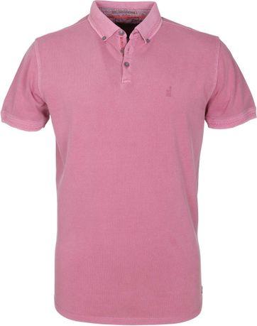 No-Excess Polo Uni Rosa