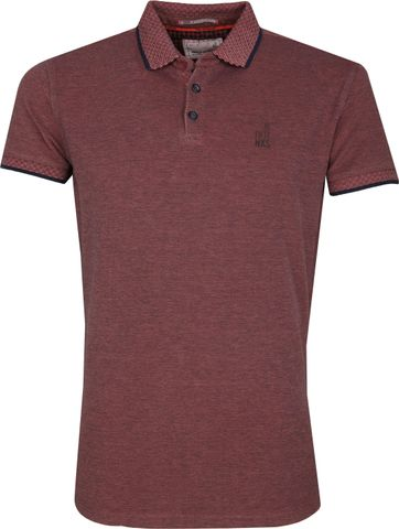 98563c42d9b No Excess Poloshirt Melange Roze