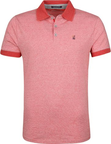No-Excess Poloshirt Red
