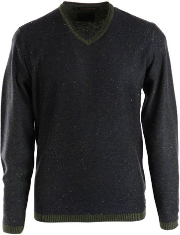 No-Excess Pullover Groen