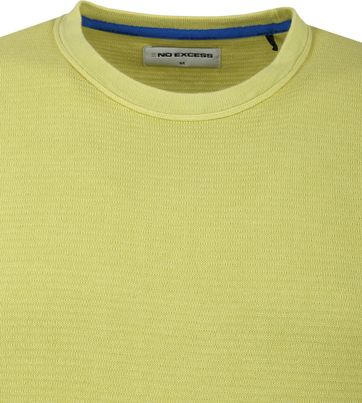 No-Excess Pullover Lime