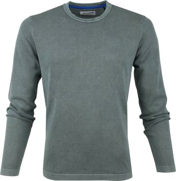 No-Excess Pullover Steel
