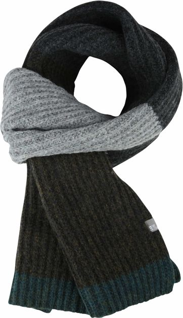 No Excess Scarf Multicolor Night