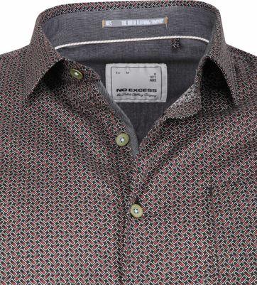 No-Excess Shirt Dessin Brick