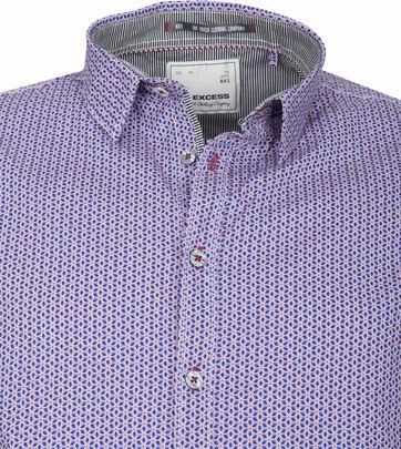 No-Excess Shirt Dessin Cube