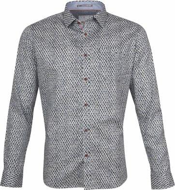 No-Excess Shirt Digital Print Army