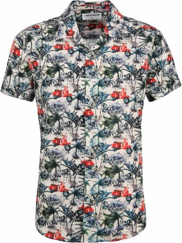 No-Excess Shirt Print