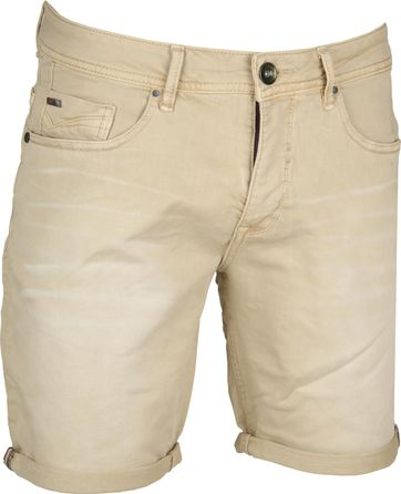 No-Excess Short Jog Stretch Beige