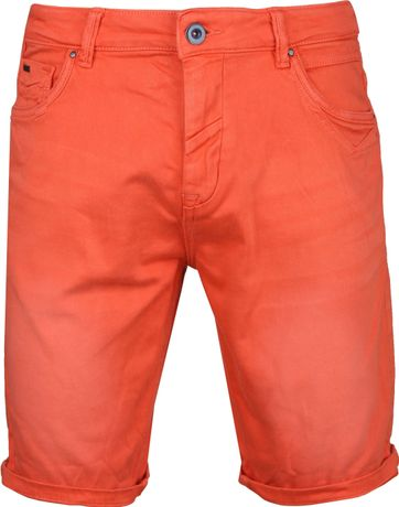 No-Excess Short Peach