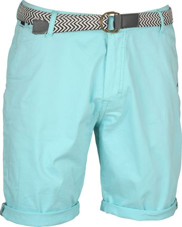 No-Excess Short Stretch Turquoise