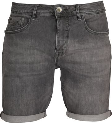 No-Excess Shorts Jog Grey Denim