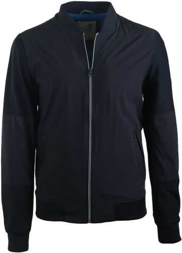 No-Excess Summer Jacket Navy