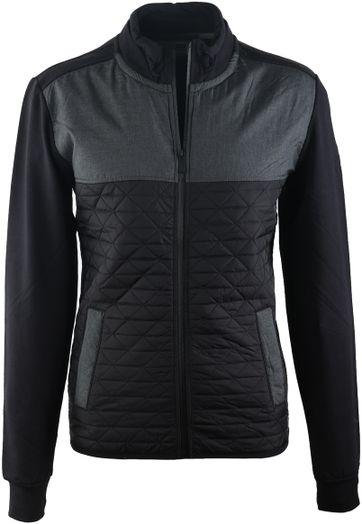 No-Excess Sweat Vest Zwart