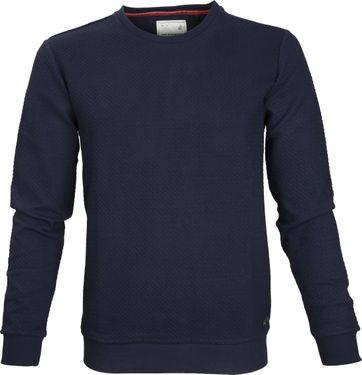 No-Excess Sweater Dark Blue
