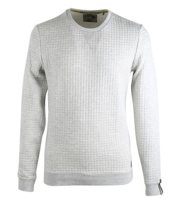 No-Excess Sweater Off-White Ruit