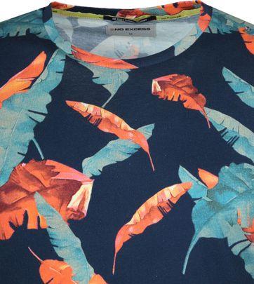 No-Excess T-Shirt Bladeren