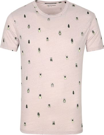 No-Excess T-Shirt Insecten Khaki