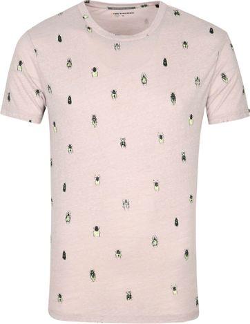 No-Excess T-Shirt Insekten Khaki
